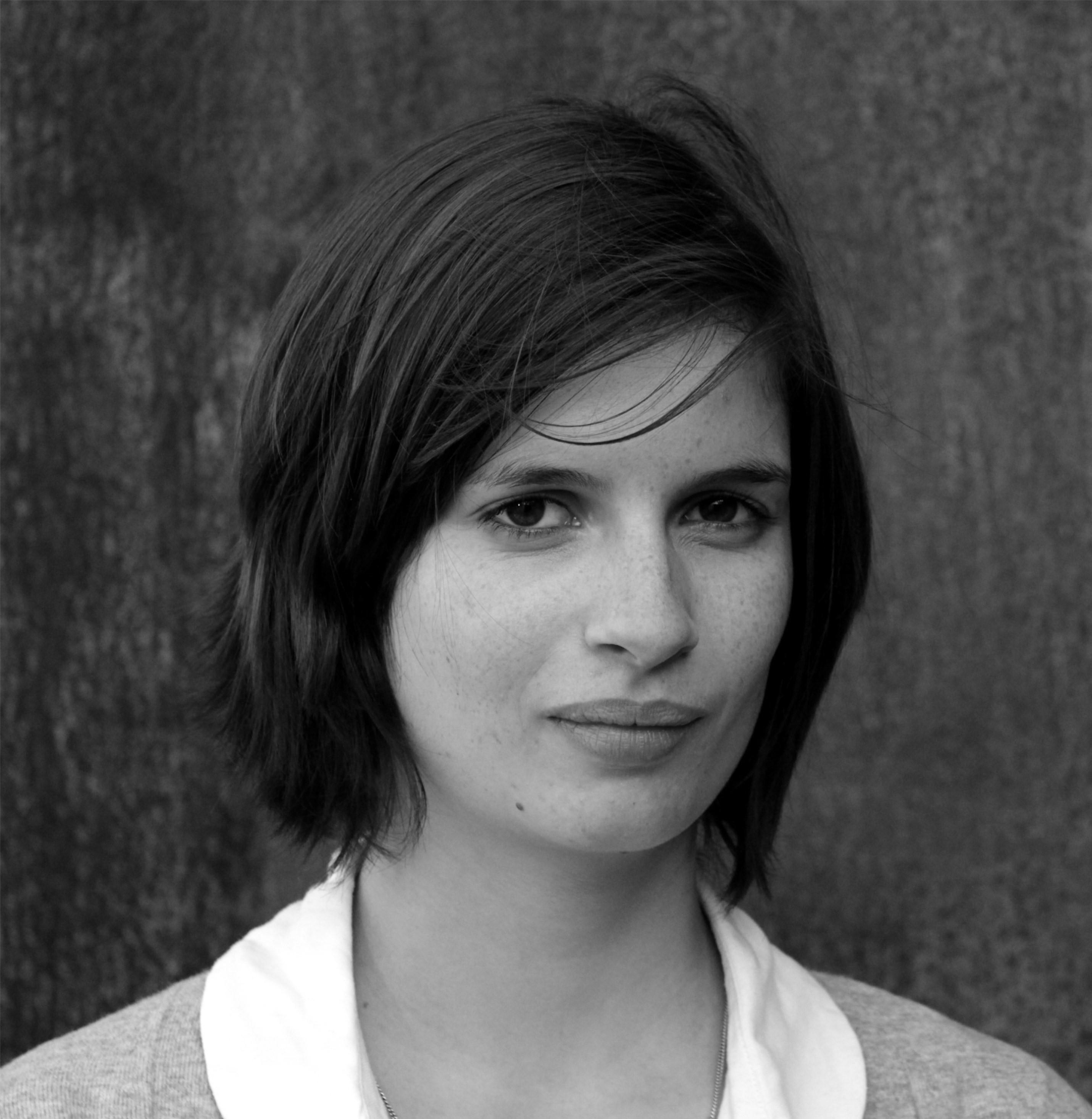 Portrait de Claire-Marine Parodi